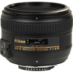 Nikon AF-S Nikkor 50mm f/1.4G [AA014DA]