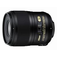 Nikon AF-S Nikkor Micro 60mm f/2.8G ED