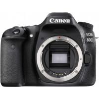 Canon EOS 80D Body (Cashback για Φοιτητές  -100€ )