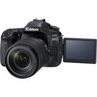Canon EOS 80D Kit with 18-135mm IS Nano USM (Cashback για Φοιτητές  -100€ )