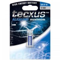 Μπαταρία αλκαλική Tecxus LR 27A 12V [23215]