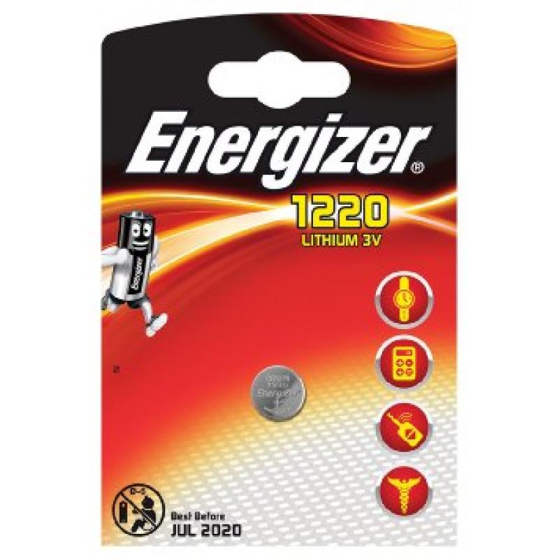 Μπαταρία λιθίου Energizer CR1220 3V