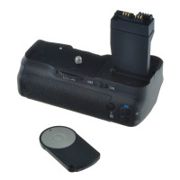Jupio Battery Grip for Canon EOS 550D/600D/650D/700D [JBG-C004]