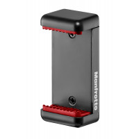 Manfrotto Universal Smartphone Clamp with ¼ thread connections [MCLAMP]