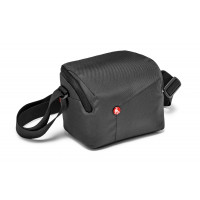 Manfrotto Shoulder CSC Bag Grey v2  [MB NX-SB-IGY-2]
