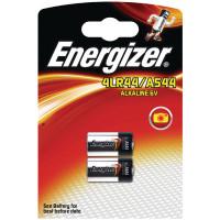 Αλκαλικές μπαταρίες Energizer 4LR44/A544 6V x 2