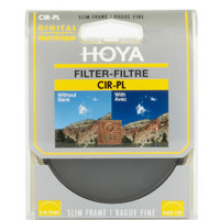 Hoya Circular Polarizing CPL 37mm slim frame