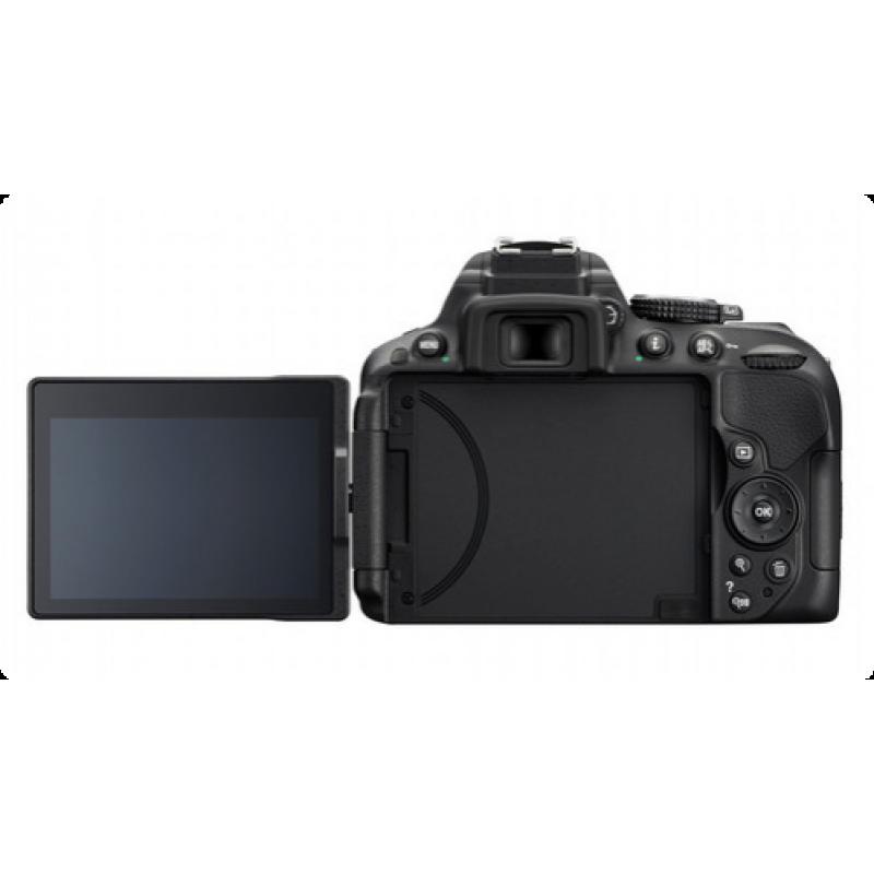 Nikon D5300 Black kit 18-55mm AF-P VR [VBA370K007]