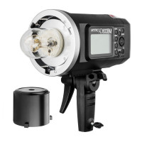 Godox WITSTRO AD600BM – Manual 600ws Studio Flash with Battery
