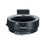 Canon EF-EOS M Mount Adapter EF lens to EOS M