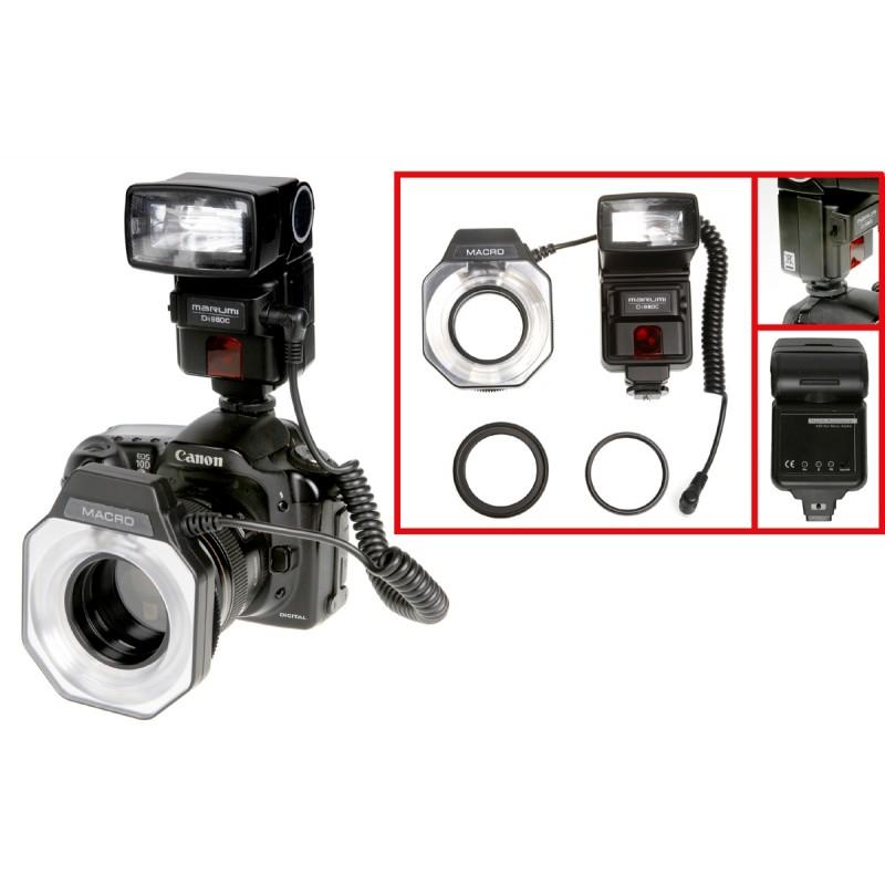Delta Dual Intelligent Speedlight Di980 for Canon