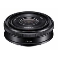 Sony Lens E-mount 20mm f/2.8 [SEL20F28]