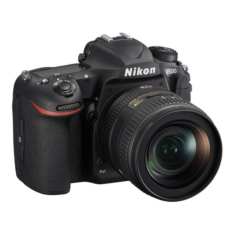 Nikon D500 kit 16-80mm f/2.8-4E ED VR