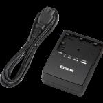 Canon Battery Charger LC-E6E for LP-E6 Battery