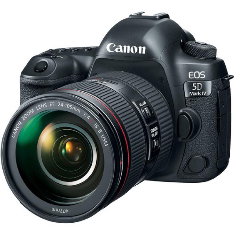 Canon EOS 5D Mark IV kit 24-105mm f/4L II [1483C010]