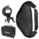 Godox Softbox 60x60cm for SpeedLight [SFUV6060]