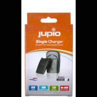 Jupio SINGLE CHARGER Για Μπαταρία Nikon EN-EL14