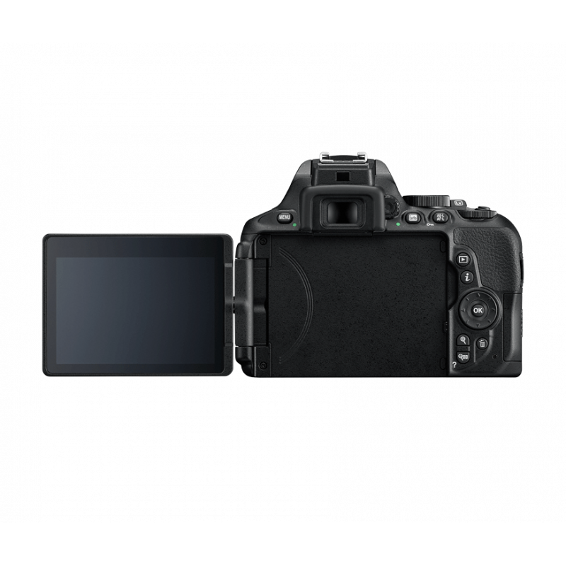 Nikon D5600 kit AF-P 18-55mm VR Black