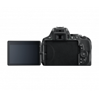 Nikon D5600 kit 18-140mm VR Black + Θήκη (Με 100,00€ Cashback)