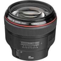 Canon EF 85mm f/1.2L II USM Lens (-100,00€ Cashback)