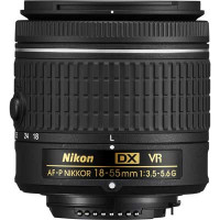 Nikon AF-P 18-55mm f/3.5-5.6 DX VR - Bulk -Web Offer