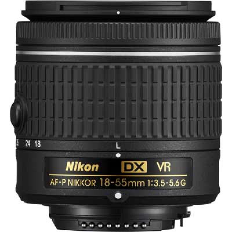 Nikon AF-P 18-55mm f/3.5-5.6 DX VR [JAA826DA]