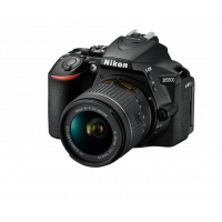 Nikon D5600 kit AF-P 18-55mm VR Black + Δώρο Θήκη (Με 100,00€ Cashback)