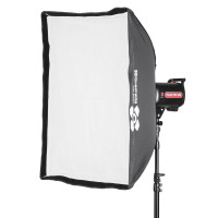 Quadralite Flex 60x90 fast folding softbox - Bowens Mount