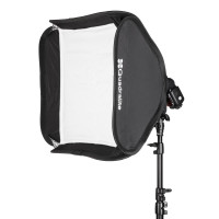 Quadralite Litebox 50x50cm speedlite softbox