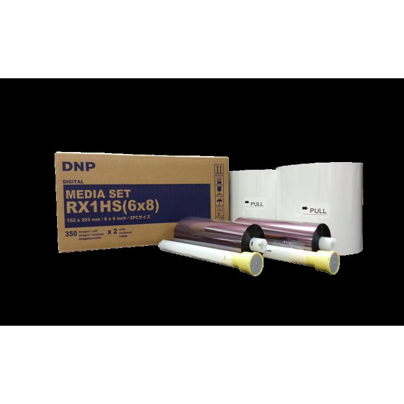 DNP Χαρτί για τον Εκτυπωτή DS-RX1HS (15x21) [RX1HS(68)]