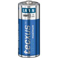 Μπαταρία αλκαλική Tecxus  LR1 1.5V Size n [11011]