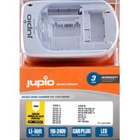 Jupio double side charger for Nikon batteries [LNI0020]