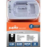 Jupio double side charger for Sony batteries [LSO0020]