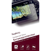 Easycover Tempered Glass Screenprotector for Canon EOS 1300D / 2000D
