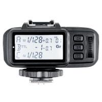 Godox X1T-N TTL πομπός ραδιοσυχνότητας 2.4GHz για μηχανές Nikon