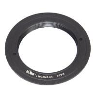 KiwiFotos M42 Lens to Nikon body LMA-M42_NK