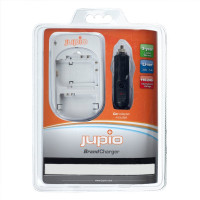 Jupio double side charger for Panasonic batteries [LPA0020]