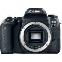 Canon EOS 77D Body (Cashback για Φοιτητές  -90€ )