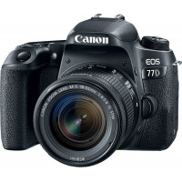 Canon EOS 77D Kit & EF-S 18-55mm f/3.5-5.6 IS STM (Cashback για Φοιτητές  -90€ )