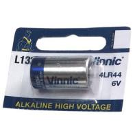 Αλκαλικές μπαταρίες Vivvic 4LR44/A544 6V [L1325F]