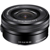 Sony Lens E-mount 16-50mm f/3.5-5.6 OSS [SELP1650]