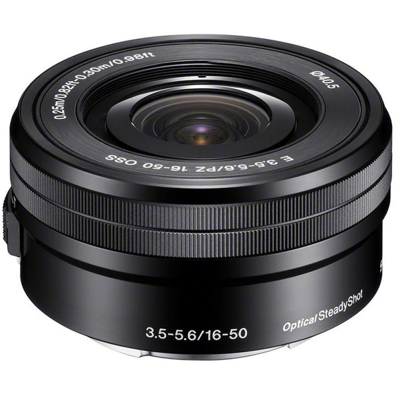 Sony Lens E-mount 16-50mm f/3.5-5.6 OSS - Bulk