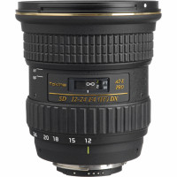 Tokina 12-24mm f4 Aspherical AT-X124 PRO DX for Nikon εκθεσιακό κομμάτι