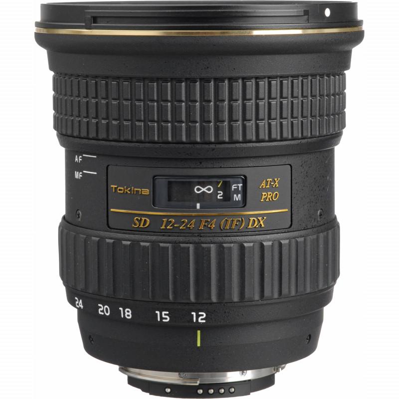 Tokina 12-24mm f4 Aspherical AT-X124 PRO DX for Nikon εκθεσιακό κομμάτι
