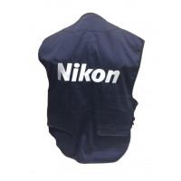 Φωτογραφικό Γιλέκο Nikon μπλέ XL