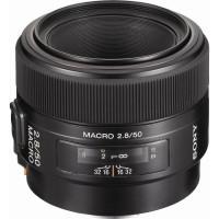 Sony Lens A-mount 50mm f/2.8 Macro [SAL50M28]