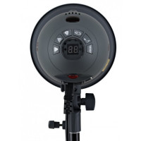 Visico VL-400 plus studio flash με ενσωματωμένη ραδιοσυχνότητα