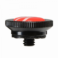 Manfrotto RoundPL Quick-Release Plate for Compact Action