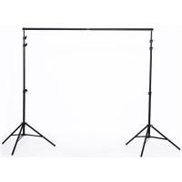 oem - IRiSfot 2.8x3m Photo Studio Background Support Stand Kit