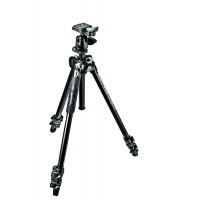 Manfrotto MK290LTA3-BH Tripod Kit With Ball Head